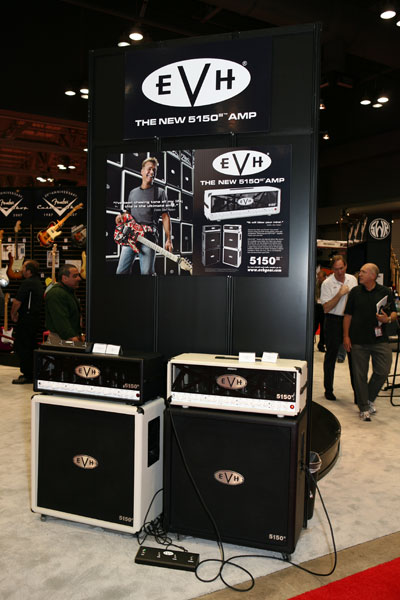EVH 5150 III HD and 4×12 Half Stack