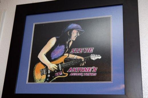 Stevie Antone's Framed Print
